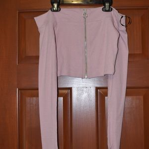 Pink shirt from forever 21